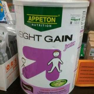 Appeton Weight Gain Junior