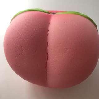Hot Colossal Jumbo Peach Squishy!