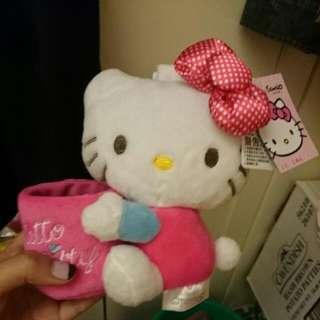 Hello Kitty 凱蒂貓置物娃娃