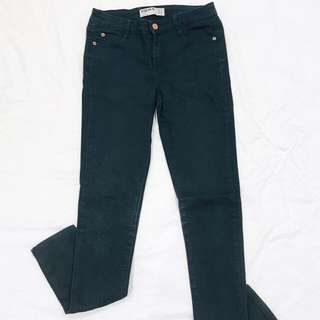 COTTON ON Forest Green Skinny Jeans