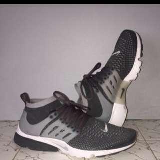 Nike Prestos Flyknit (wolf Grey)