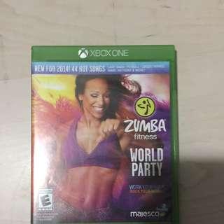 Zumba Fitness World Party Xbox One