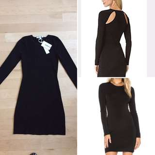 Elizabeth And James BNWT Bodycon Dress Sz S