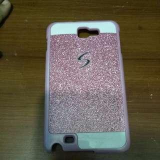 Hardcase Glitter Samsung Note 1