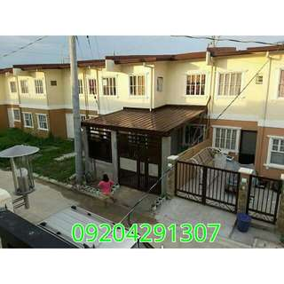 Rfo townhouse with low DP in Cavite