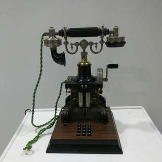 Ericsson Antique Phone. Fully Functional