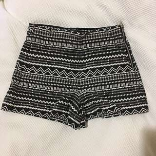 Sportsgirl Patterned Printed Shorts