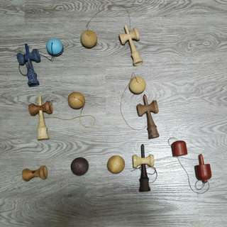 Grain Theory And Other Kendamas for Sale
