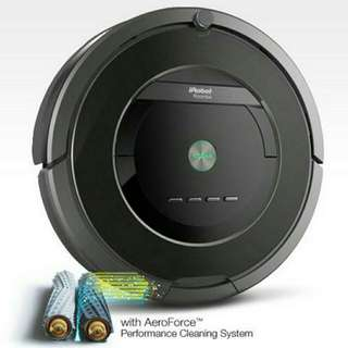 iRobot Roomba 880 AeroForce 天王級機器人掃地機 掃地吸塵器 全新