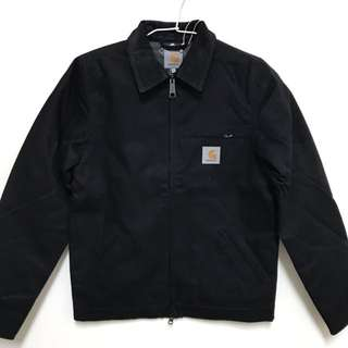 現貨 Carhartt WIP Detroit Jacket 底特律 黑色
