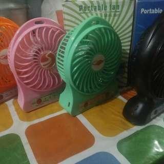 port table fan
