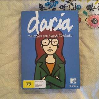 Daria Full Series Box Set