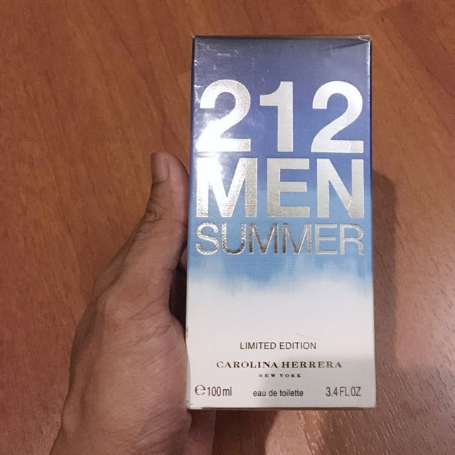 212 MEN SUMMER (LIMITED EDITION)