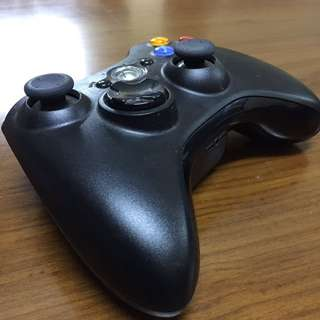 Microsoft Xbox 360 Wireless Controller - Glossy Black