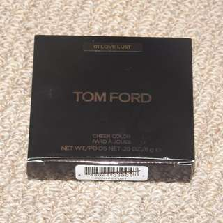 TOM FORD AUTHENTIC Love Lust Cheek Colour