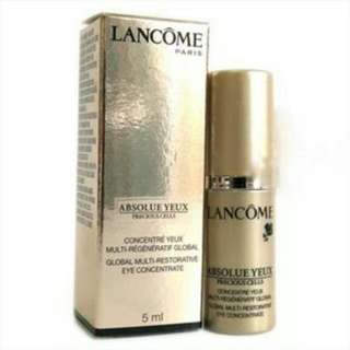 Lancome Absolue yeux precious cells Eye concentrate