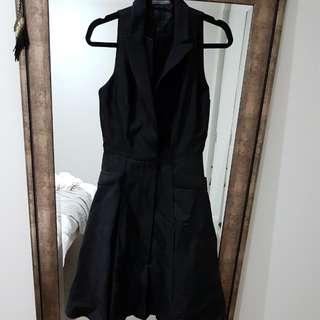 Alexander McQueen Little Black Dress