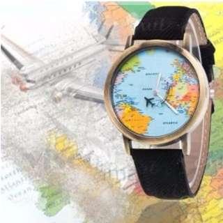 Airplane Wrist Watch