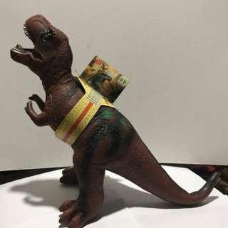 T Rex Tyrannosaurus Rex Dinosaur Toy's 45 inch Silicone with sound