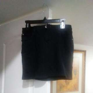 Black Skirt/Short Children Place Size 10