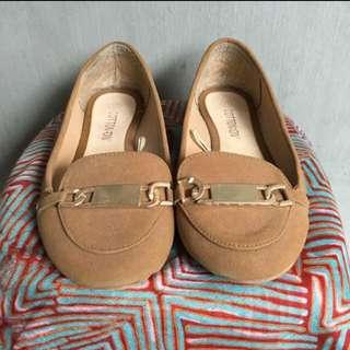 Cotton On Choco Flatshoes