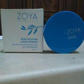 Zoya Acne Solution Loose Powder