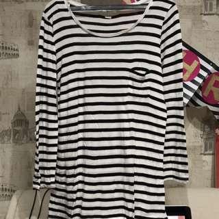 Forever21 Stripe Shirt