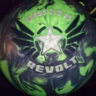Motiv 12lbs bowling Ball