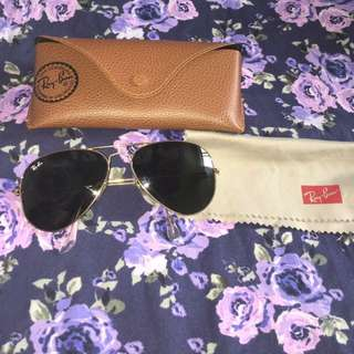 100% Authentic Ray ban
