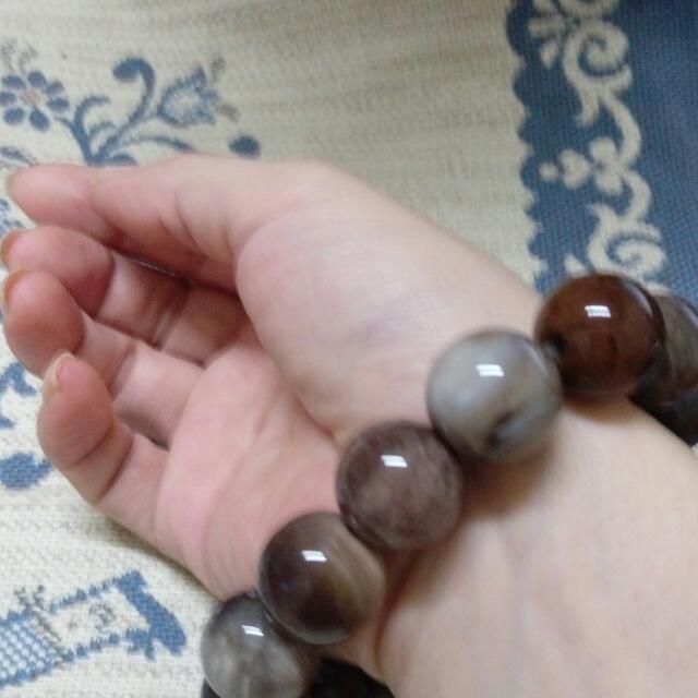 樹化玉手珠