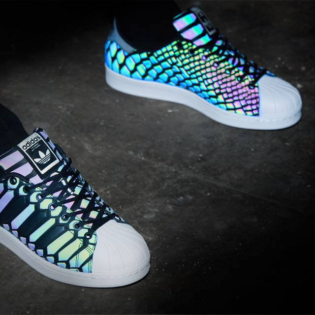 Adidas Superstar Xenos (reflective)