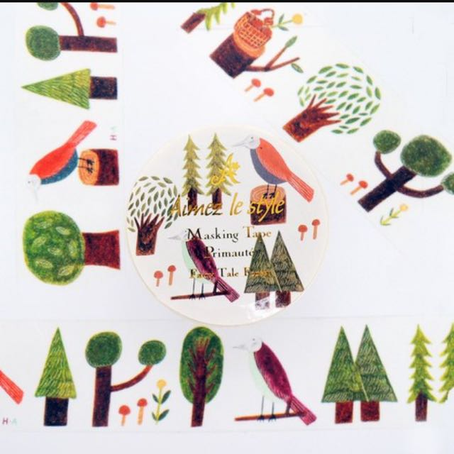 aimez le style 童話森林
