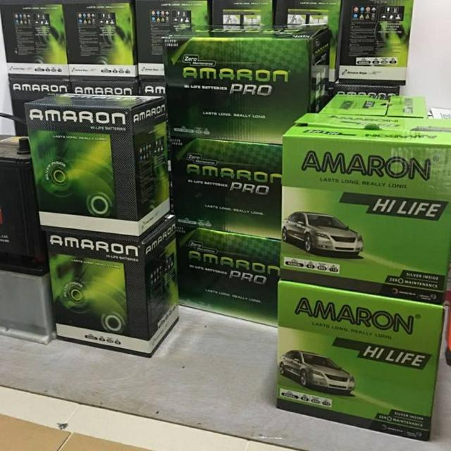 Amaron Car Battery For Honda Civic /stream Etc, Car Accessories On Carousell