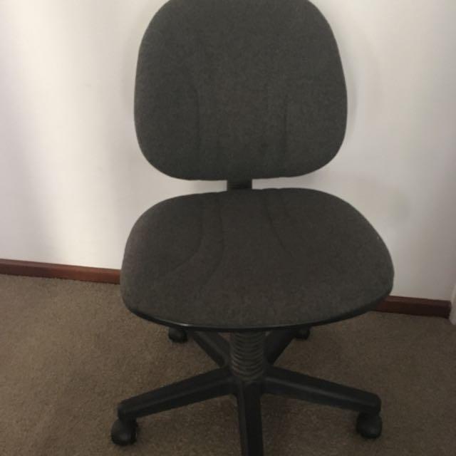 Arteil Brown Office Chair
