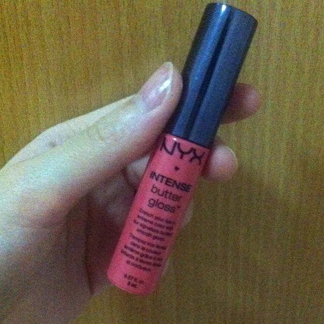 Authentic NYX Butter Gloss