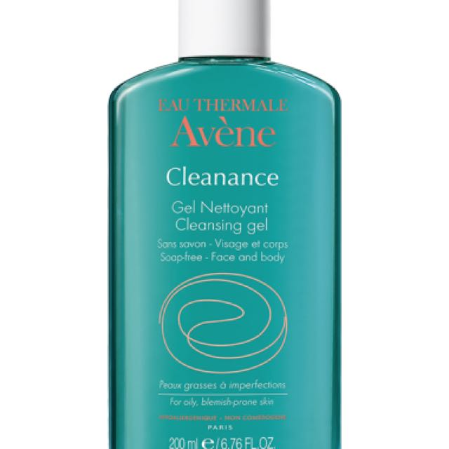 Avene Cleanance Cleansing Gel