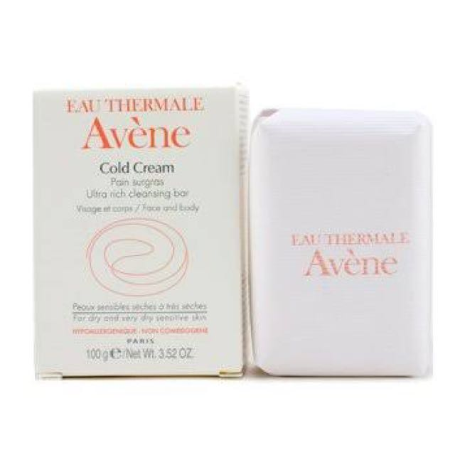 Avene Cold Cream Ultra Rich Bar