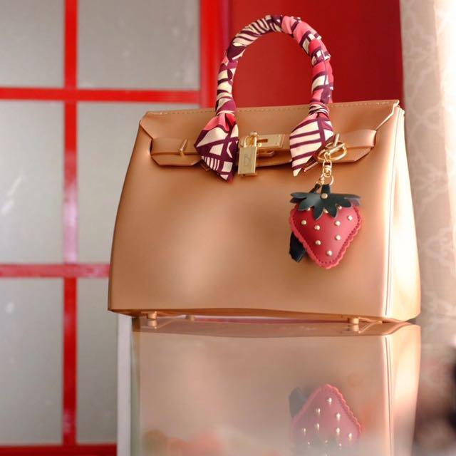 Bag Charms #bags