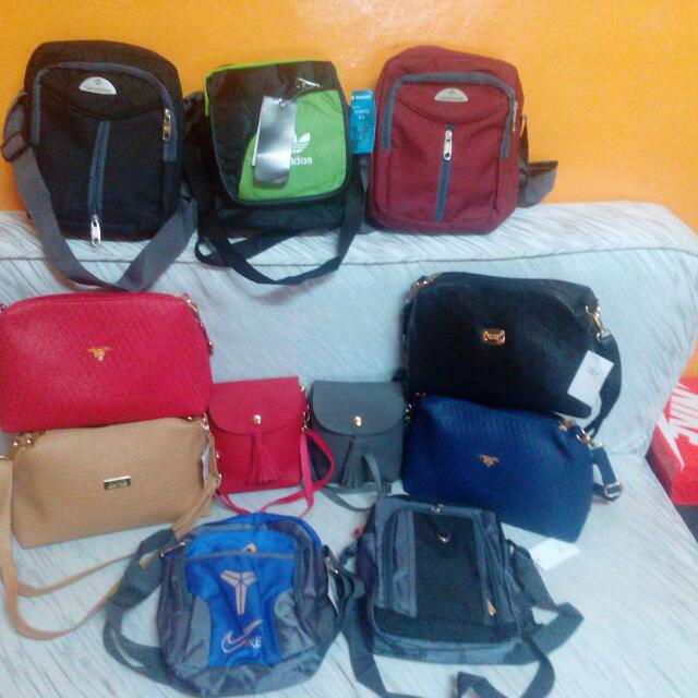Bags for Men and Women! 😍