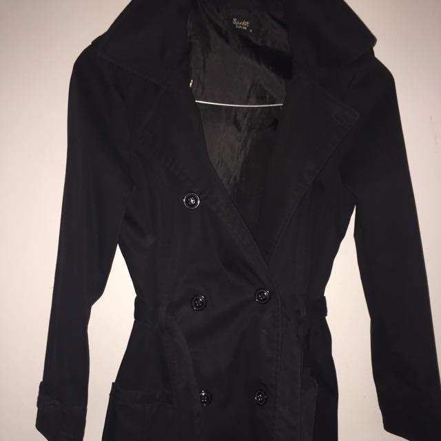 Bardot Trench Coat/jacket