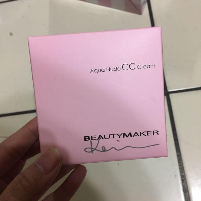 ❗️降價Beautymakwr裸肌水感cc水凝霜
