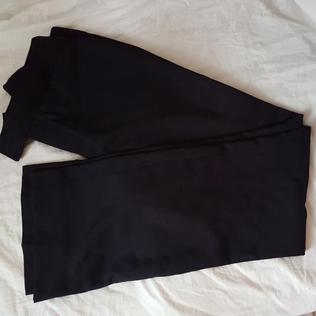 Black Pants Slightly Used