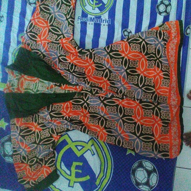 Blues Batik Cewe