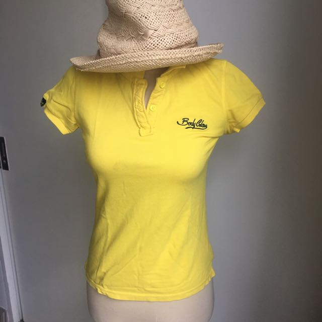 Body Glove Yellow Tee