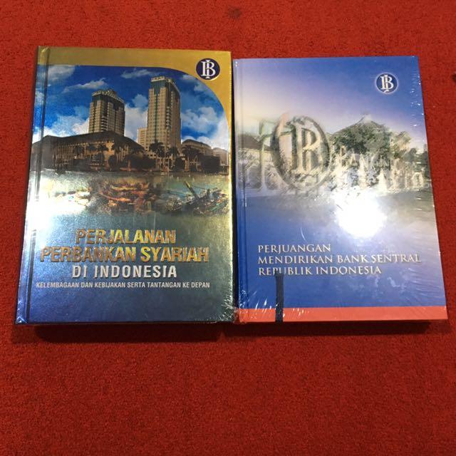 Buku Perbankan Perjalanan Syariah Bank Indonesia