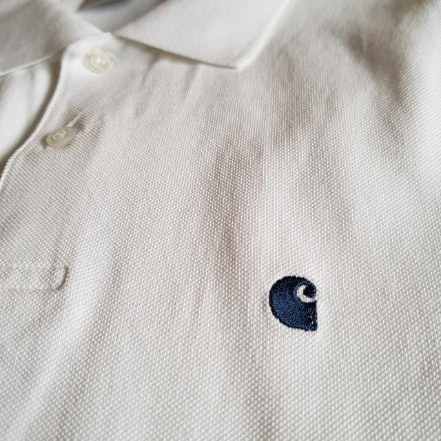 Carhartt White Polo