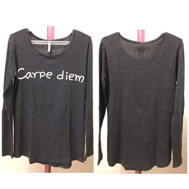 Carpe Diem Long Sleeve