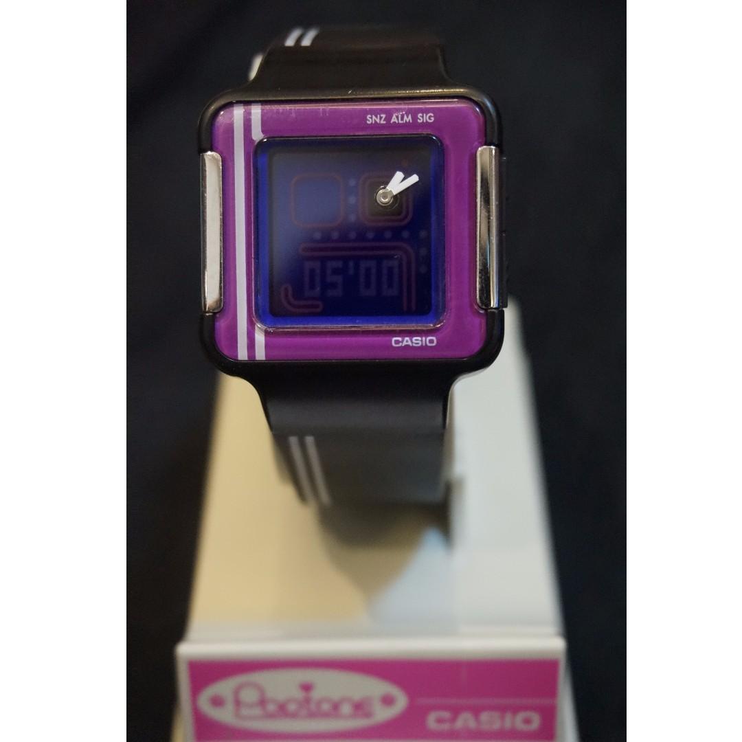CASIO Poptone Analog Digital Watch For Women