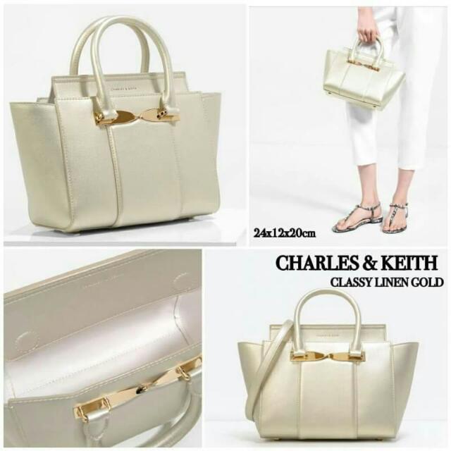 Charles N Keith