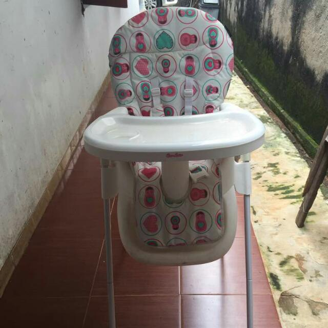 Reprice!!! Cocolatte High Chair